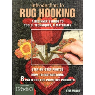 Stackpole Books Introduction To Rug Hooking