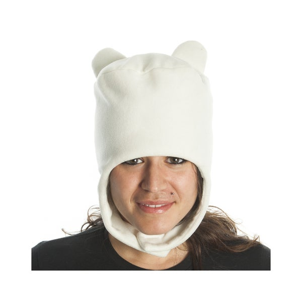 Finn Adventure Time Laplander Hat Character Costume Lapland Cartoon Network