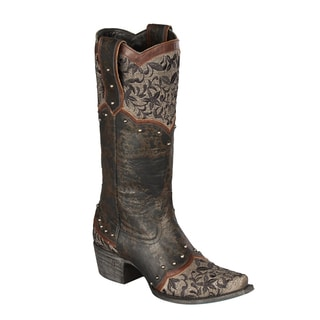 "Lane Boots ""Kimmie"" Women's Leather Cowboy Boot"