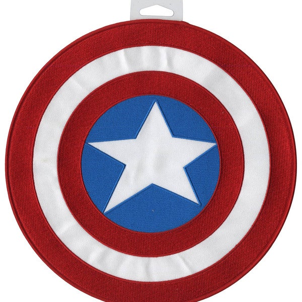 Marvel Comics Patch Captain America Shield