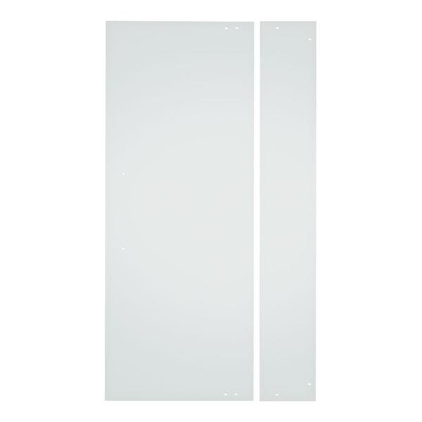 33 inches - 36 inches Shower Door Glass Panel and Sidelite
