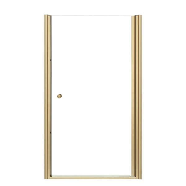 Fluence Frameless Pivot Shower Door