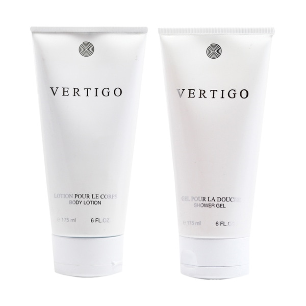 Vertigo Shower Gel and Body Lotion