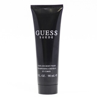 Guess Suede 3-ounce Hair and Body Wash