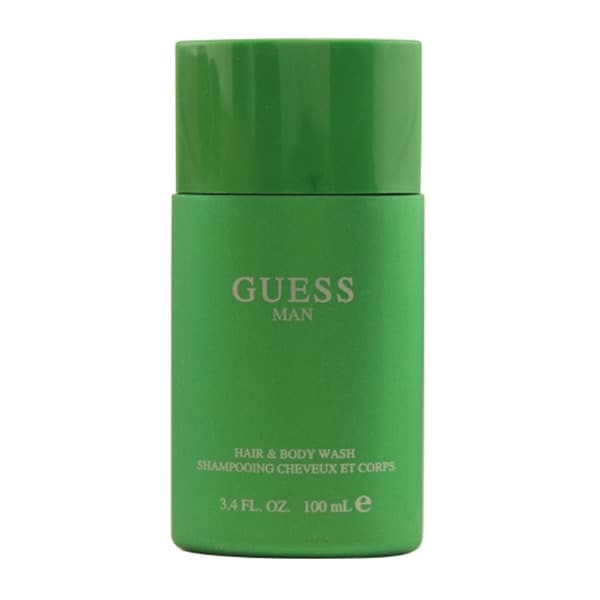 Guess Man 3.4-ounce Hair and Body Wash