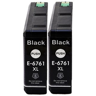 Replacing 676 T676 T676XL120 Black Ink Cartridge for Epson Workforce WP-4020 WP-4090 WP-4530 WP-4533 WP-4540 WP-4010 WP-4590