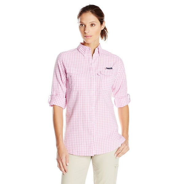Columbia Sportswear Women's Super Bonehead II Long Sleeve Shirt