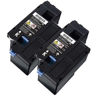 Replacing 332-0407 Black Toner Cartridge for Dell 1250c 1350cnw 1355cn 1355cnw C1760nw C1765nf C1765nfw Series Printers