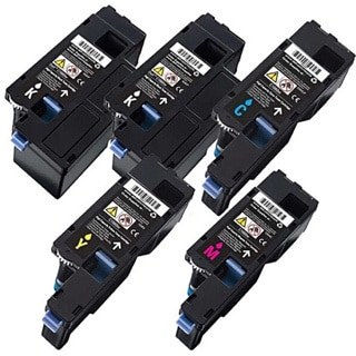 332-0407 332-0410 332-0409 332-0408 Toner Cartridge for Dell 1250c 1350cnw 1355cn 1355cnw C1760nw C1765nf C1765nfw Printers