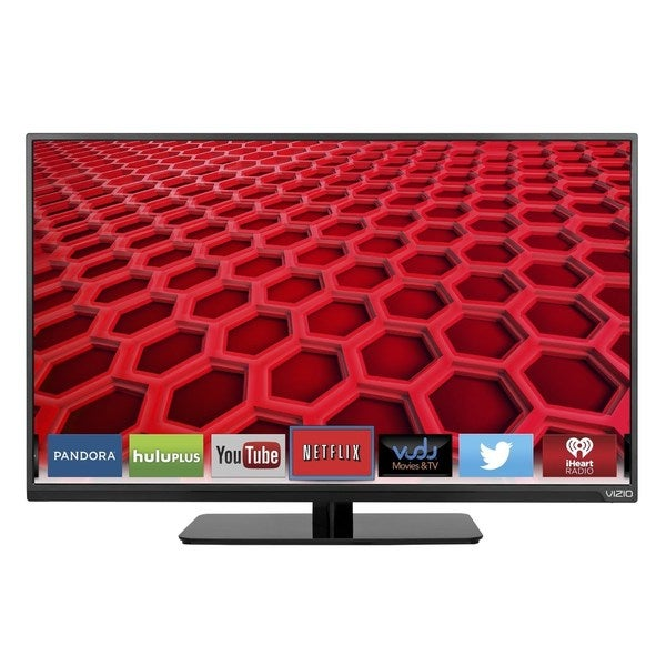 Vizio E320-B2 32-inch Class 720p LED HD Television with slim frame design (Refurbished)