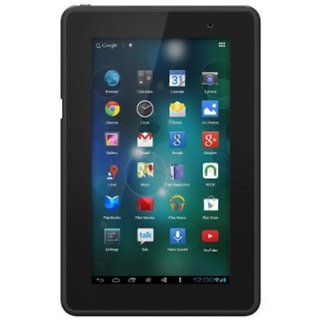 Polaroid V7 7-inch Internet Tablet Front and Rear Camera Android 4.1 Jelly Bean Tablet (Refurbished)