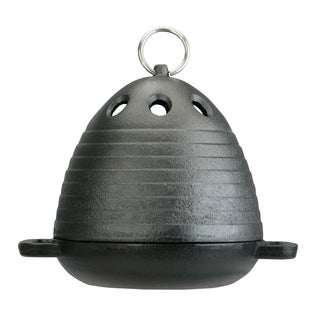 Mr. Bar-B-Q Cast Iron Garlic Roaster