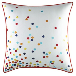 Teen Vogue Dots and Dashes 16-inch Decorative Pillow