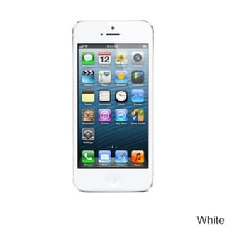 Apple iPhone 5 Unlocked GSM Smartphone (Refurbished)