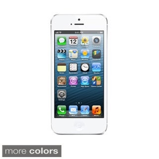 Apple iPhone 5 Unlocked GSM Smartphone (Refurbished)
