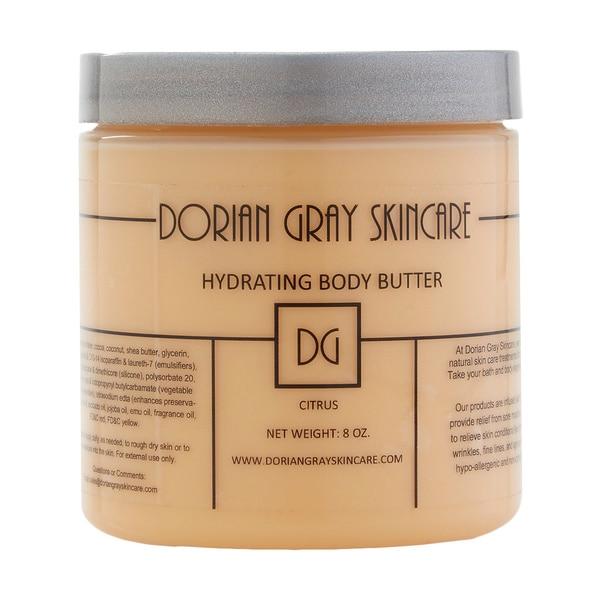 Soothing Citrus Hydrating Body Butter