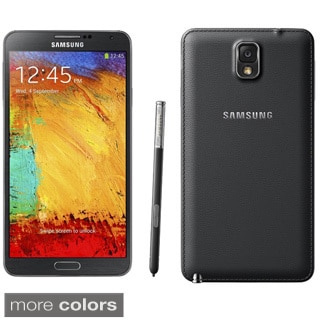 Samsung Galaxy Note 3 32GB Unlocked International Smartphone (Refurbished)