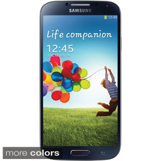 Samsung Galaxy S4 Unlocked GSM Android Smartphone (Refurbished)