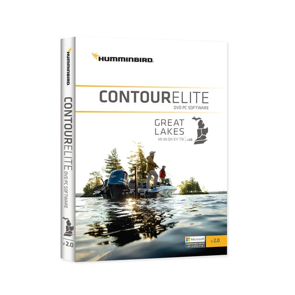 Humminbird Contour Elite Great Lakes