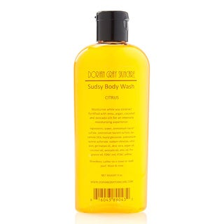 Soothing Citrus Sudsy Body Wash