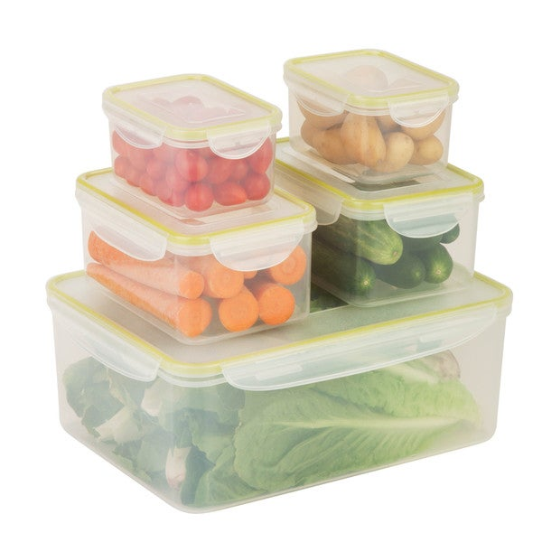 Snap Containers 10-piece Set
