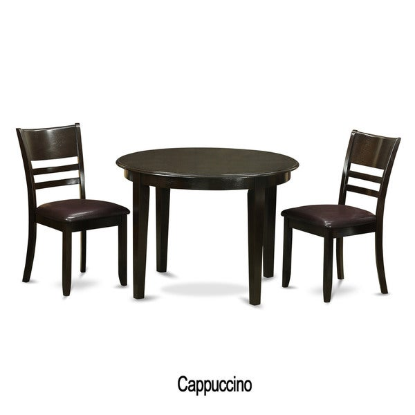 3 piece small table and 2 kitchen chairs 17410212 for Small kitchen table set for two