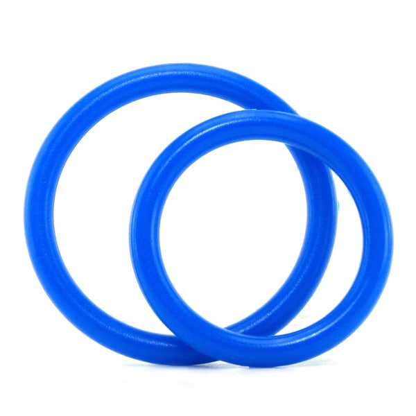Silicone Penis Ring Set (Pack of 3)