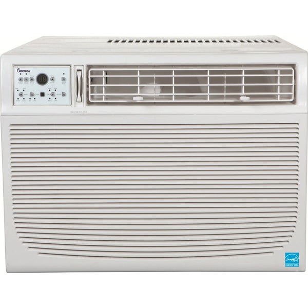 Impecca Through-The-Wall Room Air Conditioner 14,000 BTU - 230V, 8.5 EER with Remote Control