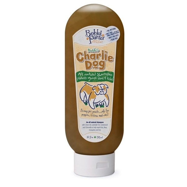Bobbi Panter Charlie Dog Flea and Tick Shampoo 10-ounce