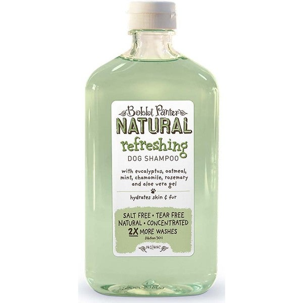 Bobbi Panter Natural Refreshing Dog Shampoo 14-ounce