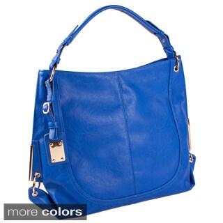 Moda Luxe 'Bond' Vegan Leather Shoulder Bag