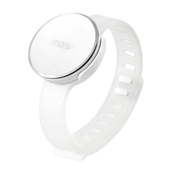 Moov Smart Multi-sport Fitness Coach and Tracker (White)