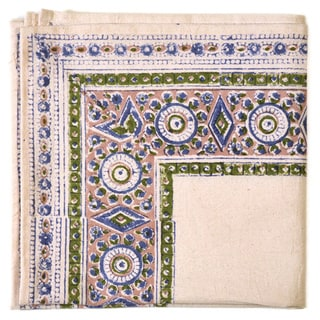 Set of 4 Dew Dawn Table Napkins (India)