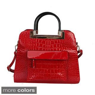 Rimen & Co. Sturdy Satchel Handbag