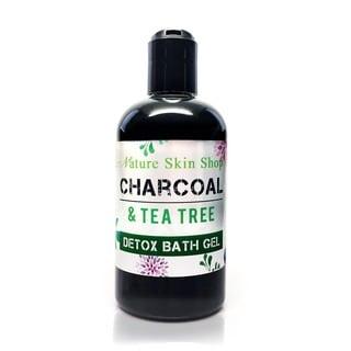 Charcoal and Tea Tree Detox Shower Bath Gel