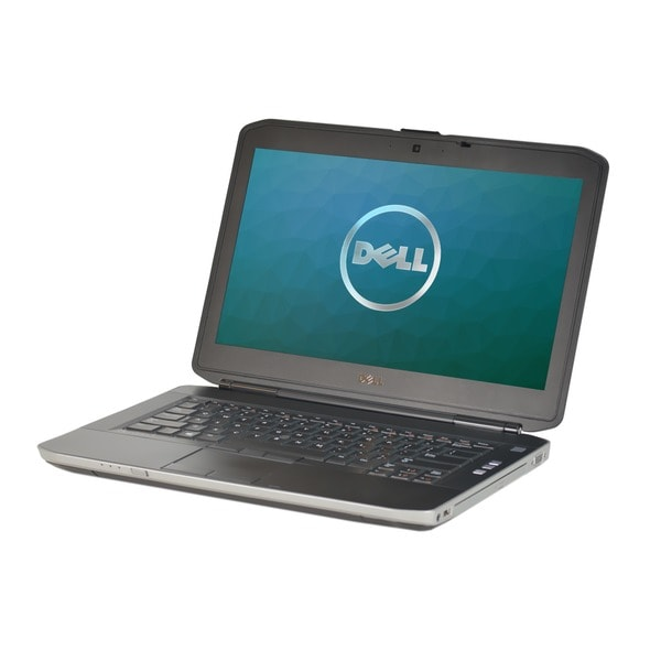Dell Latitude E5430 14-inch 2.6GHz Intel Core i5 4GB RAM 500GB HDD Windows 7 Laptop (Refurbished)
