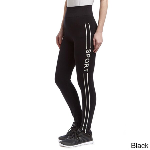 Women's 'Sport' Gym/ Workout Leggings