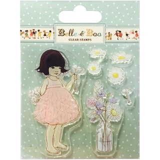 Belle & Boo Clear Stamps Sofia