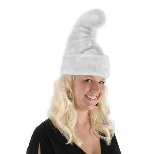 White Gnome Hat