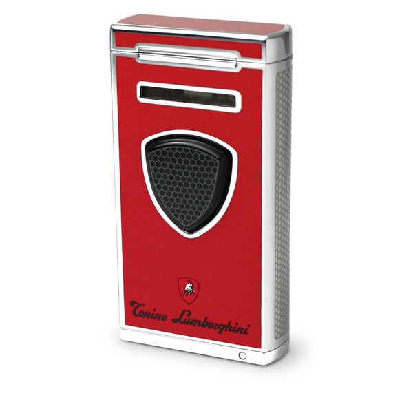 Colibri Tonino Lamborghini Pergusa Cigarette Lighter (Red)-TTR005001 15690663