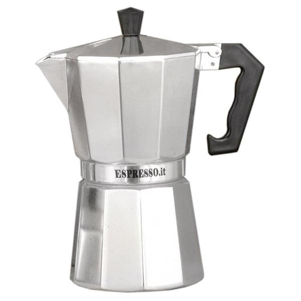 Aluminum Stove Top Espresso Makers