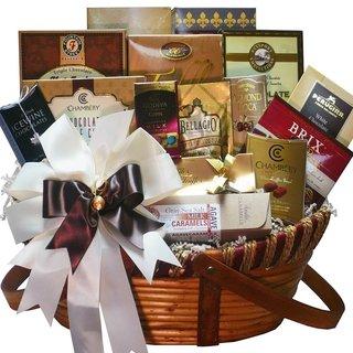 Art of Appreciation Chocolate Treasures Gourmet Food Gift Basket
