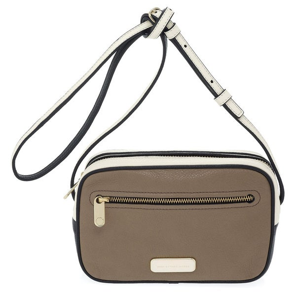 Marc By Marc Jacobs Sally Blocked Pieced Mouse Multi Handbag