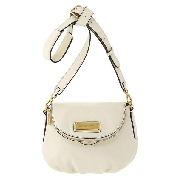Marc By Marc Jacobs New Q Mini Natasha Leche Handbag