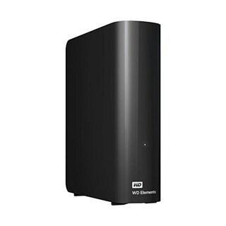 Western Digital WD Elements WDBWLG0020HBK 2TB USB 3.0 External Hard Drive (WDBWLG0020HBK-NESN)