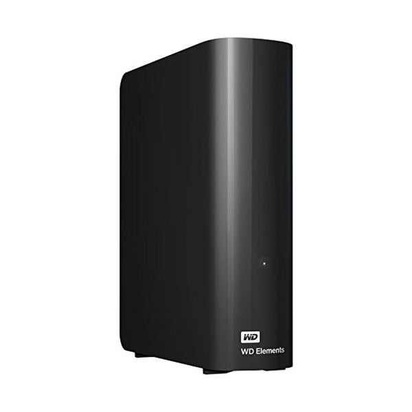 Western Digital WD Elements WDBWLG0020HBK 2TB USB 3.0 External Hard Drive (WDBWLG0020HBK-NESN)