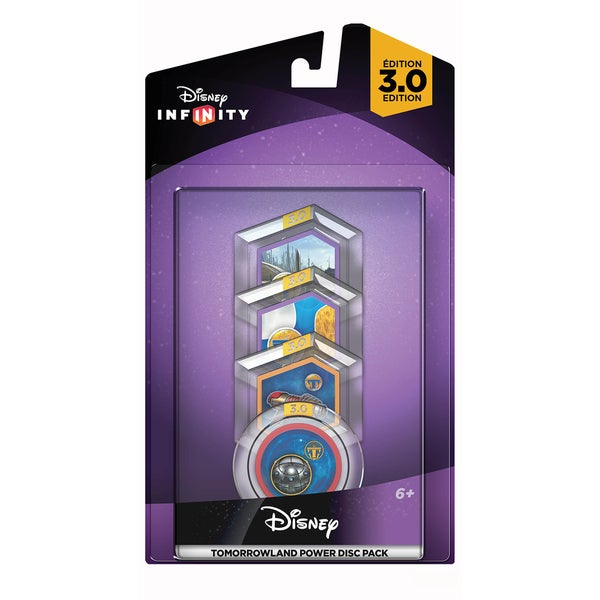 DISNEY INF 3 TOMORROWLAND DISC 15691520