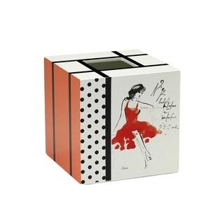 Avanti Couture Girl Tissue Cover