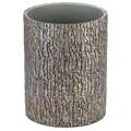 Avanti Tree Bark Wastebasket