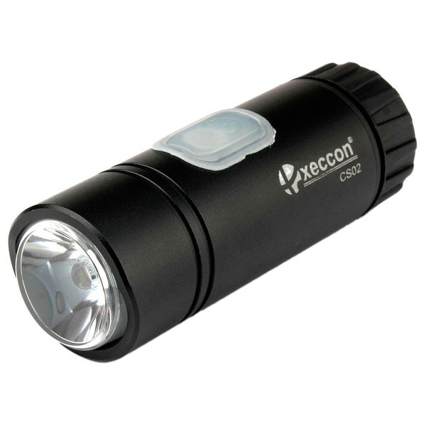 Xeccon CS02 Micro USB Road City Commuter Bike Light with 650mAh Battery